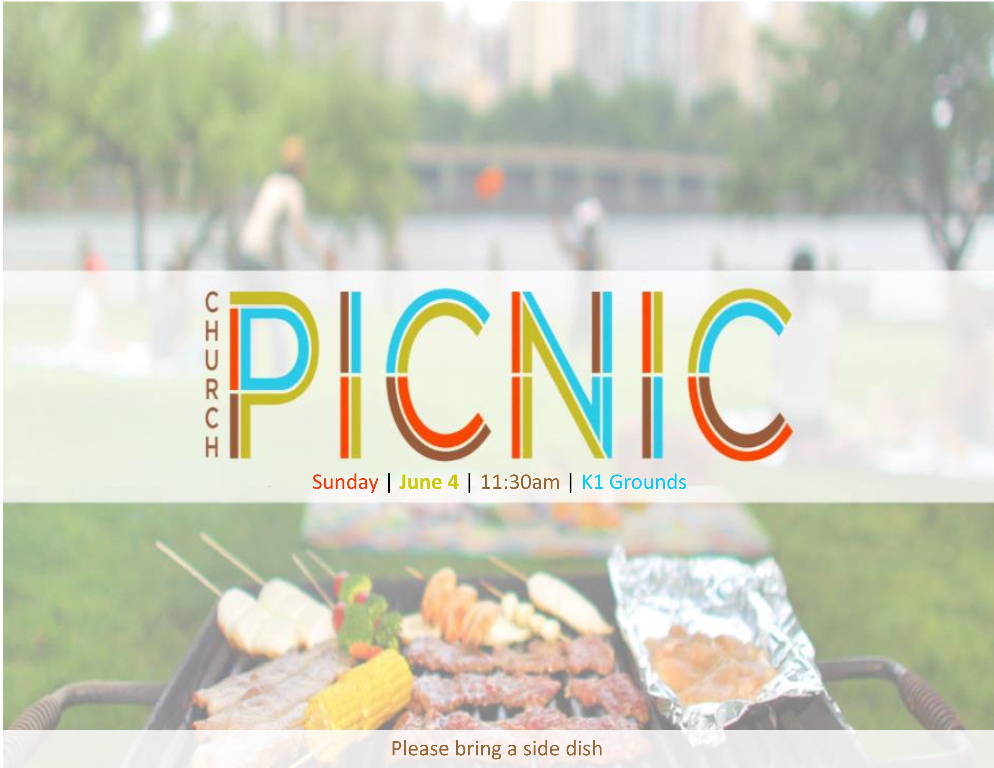 Church Picnic | Kingsport First Assembly